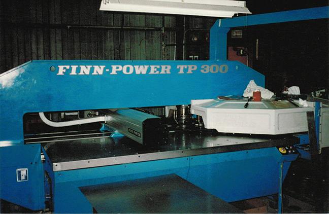 Finn-Power TP300