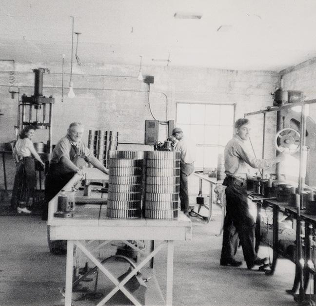 Jan-Air in 1949