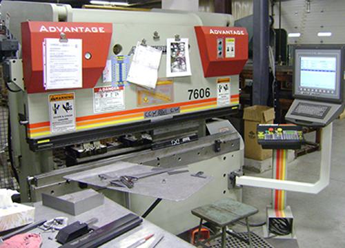 Accupress Hydrolic Brake Press